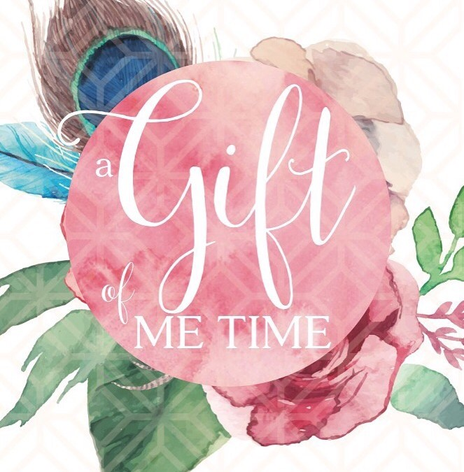 A gift of me-time