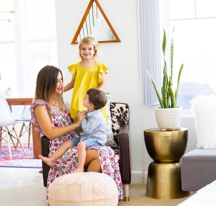 Two minutes with … Colby Tice Jaimerena, mama to Elle, aged 4 years and Nixon, aged 2 years