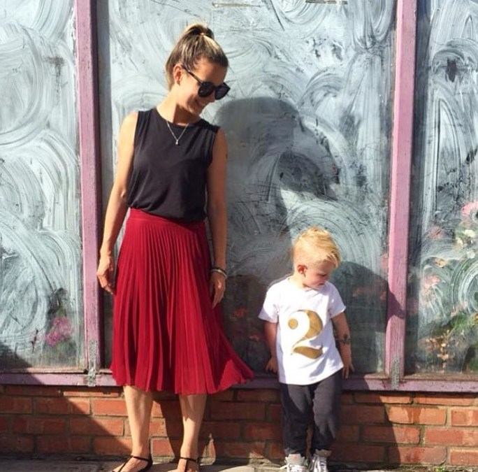 Two minutes with … Meg Langton, mama to Austin, aged 2 years