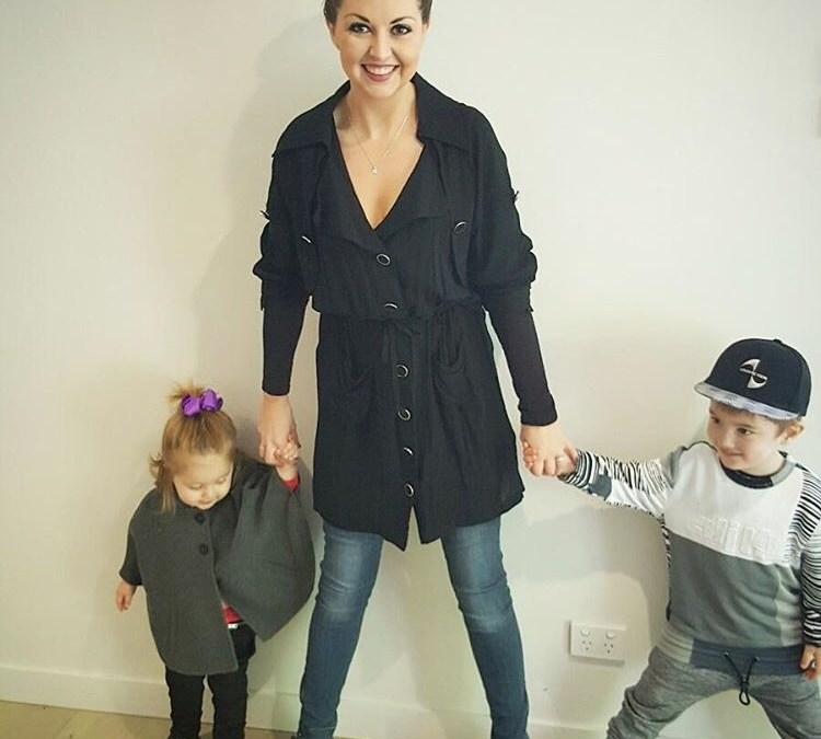Two minutes with … Rachelle Bingham, mama to Hudson, aged 3.5 years and Scarlett, aged 18 months