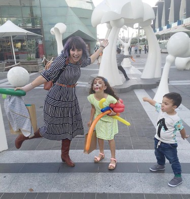 Two minutes with … Tanya Guccione, mama to Eva, aged 8 years and Josiah, aged 4 years