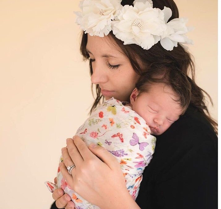 Two minutes with … Amy Burke, mama to Addison, aged 17 months