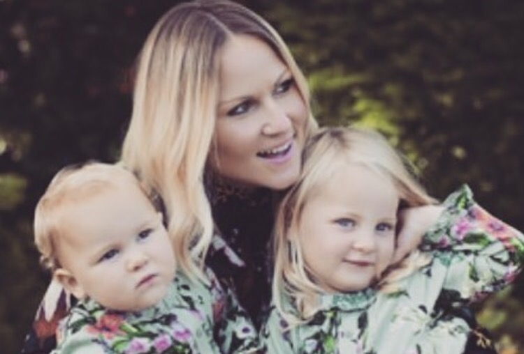 Two minutes with … Lorna Hayward, mama to Elsie, aged 4 years and Marnie, aged 2 years