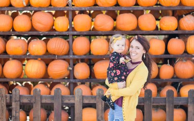 Two minutes with … Terah, mama to Indy, aged 16 months