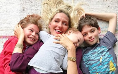 Two minutes with … Catherine McCord, mama to Kenya, aged 10 years, Chloe aged 8 years and Gemma, aged 2 years