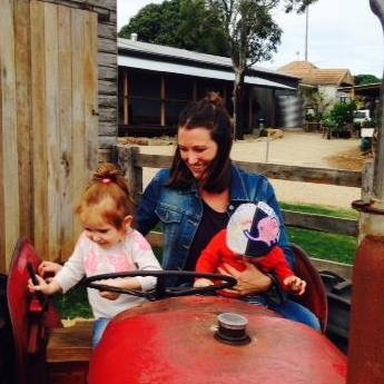 Two minutes with … Emma McLaughlin, mama to Stella, aged 5 years and Jed, aged 3 years