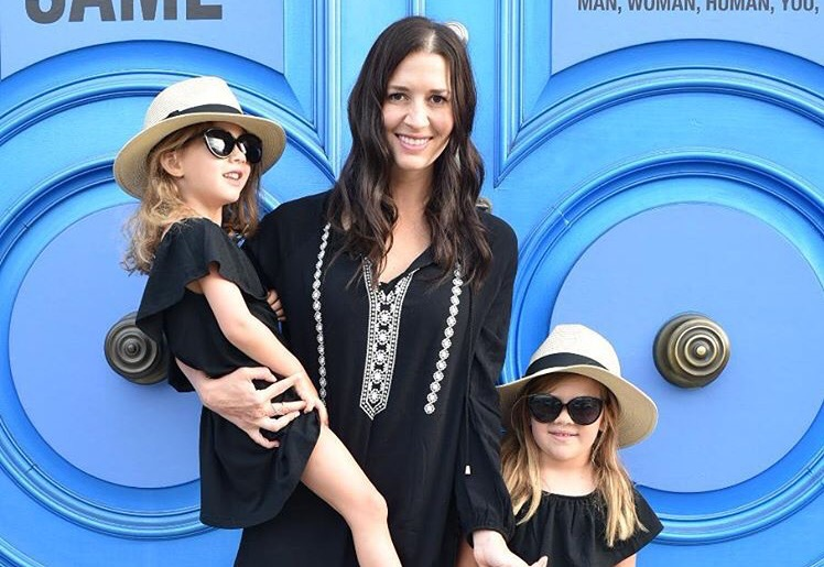 Two minutes with … Erin Ziering, mama to Mia, aged 6 years and Penna, aged 4 years