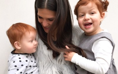Two minutes with … Teagan Gambin-Johnson, mama to Charlie, aged 3 years and Cooper, aged 1 year