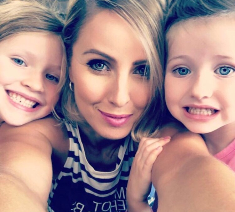 Two minutes with … Kelly Rennie, mama to Nevaeh, aged 5 years and Eden, aged 3 years