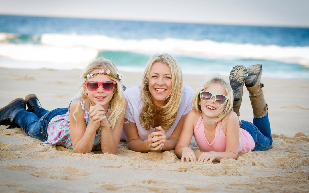 Two minutes with … Lucy Good, mama to Amber, aged 14 years and Ruby, aged 12 years