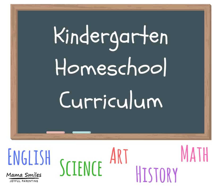Anna\u0027s Kindergarten Homeschool Curriculum - Fun Ways to Learn!