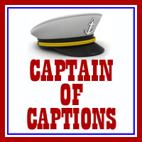 Captain of Captions