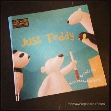 just teddy by emily lim