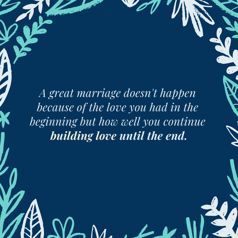 great marriage quote