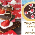 Torta Toffee de Chocolate y Dulce de Leche #ComidaKraft