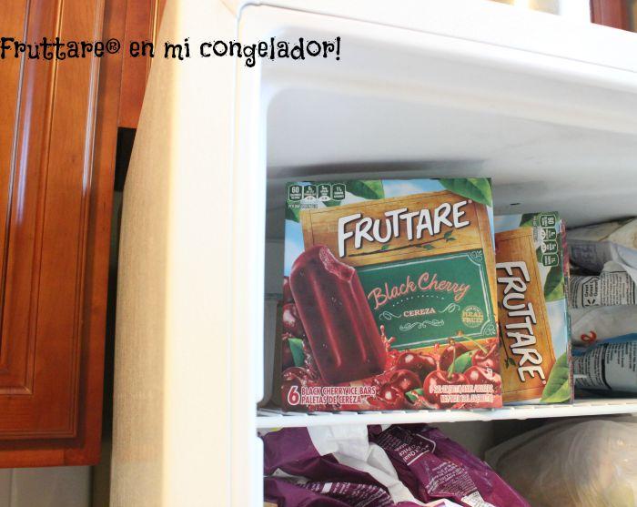 Barras heladas Fruttare