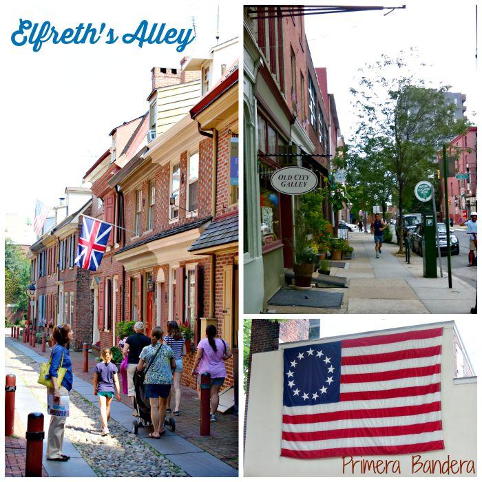 De paseo por Filadelfia. Historia