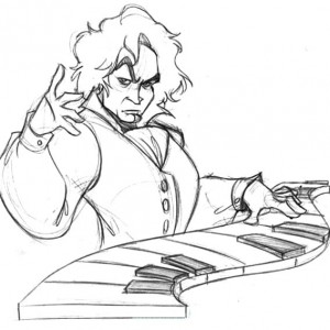 Manga-Beethoven-Coloring-Pages-300x300