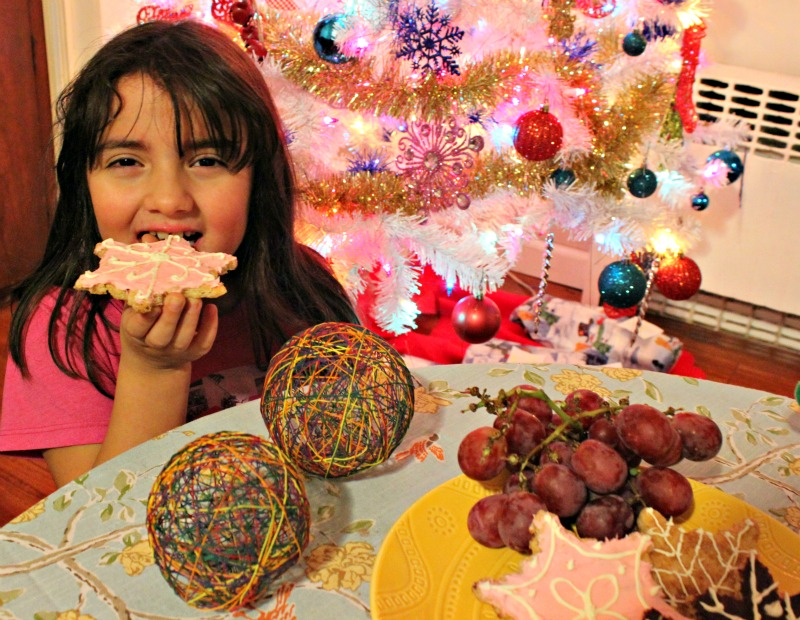 Ricas cookies para navidad