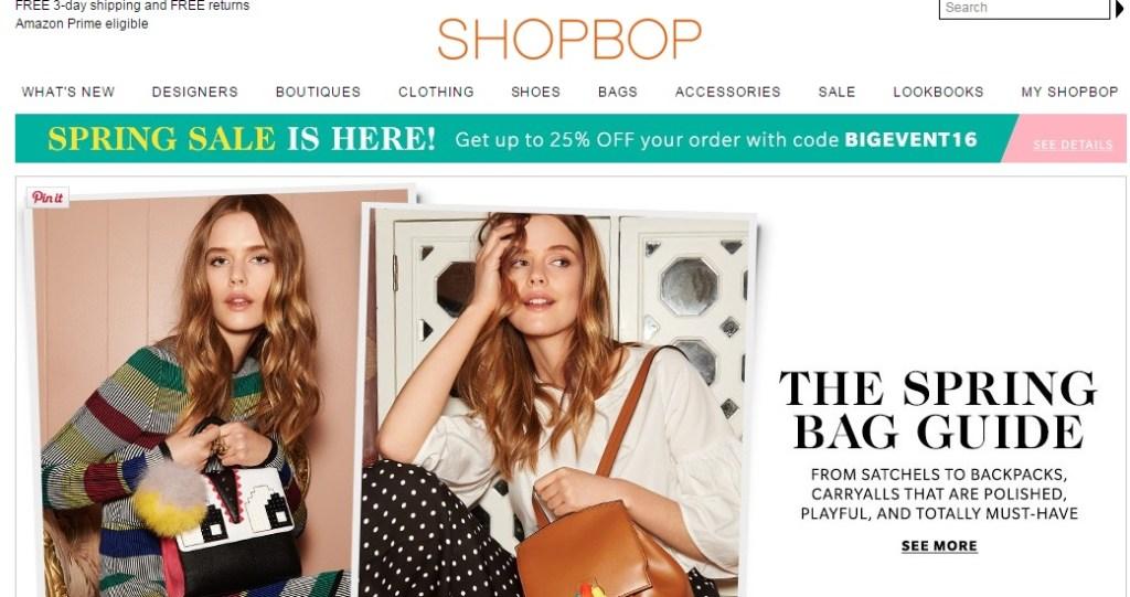 shopbop event 16