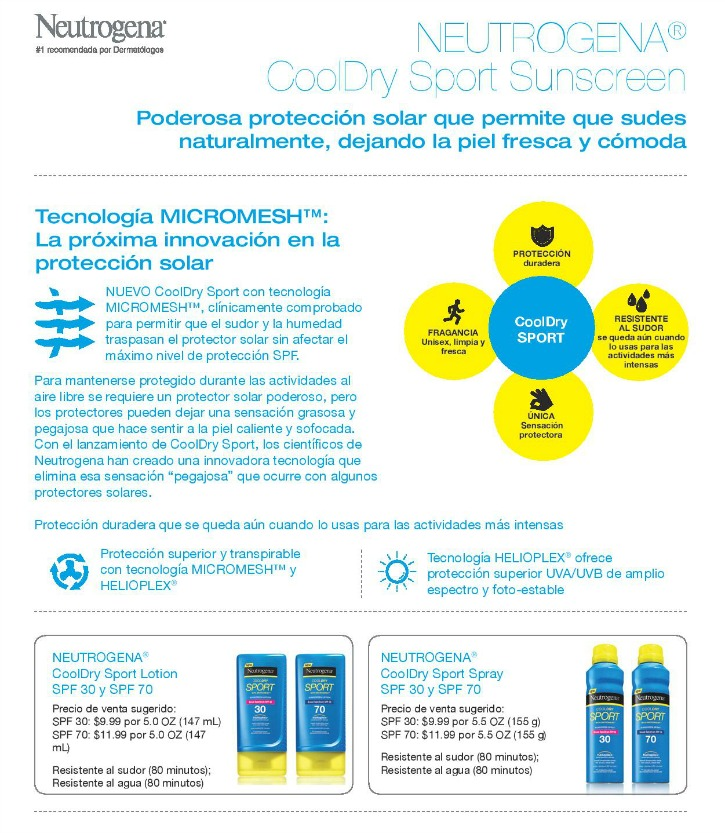 piel, cuida, neutrogena