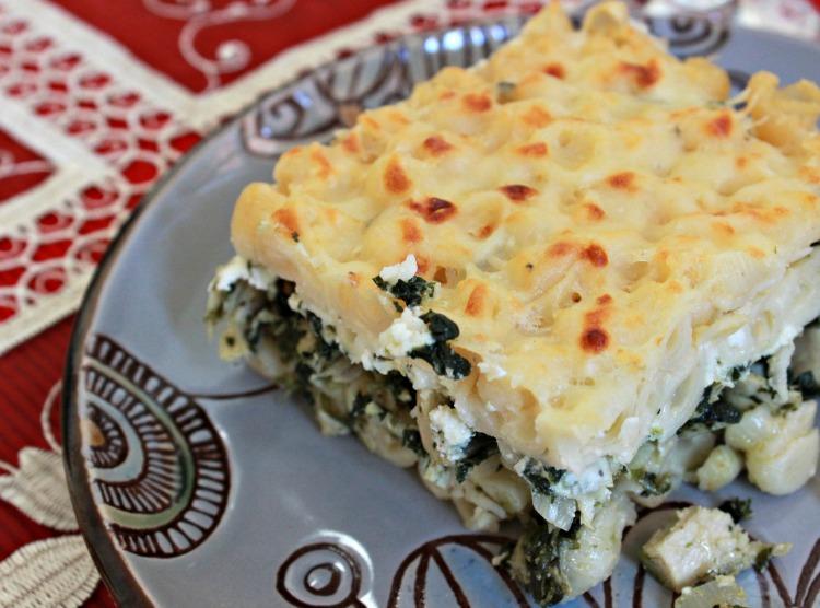 macarrones, queso, receta, horno, romina tibytt, mamá xxi