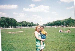"""Family Day"" as a Young Working Mother in Washington D.C."