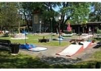 Freizeitpark an der Malche in Berlin