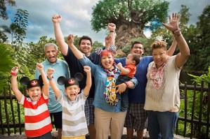 Disney Promo Picture Tree of Life
