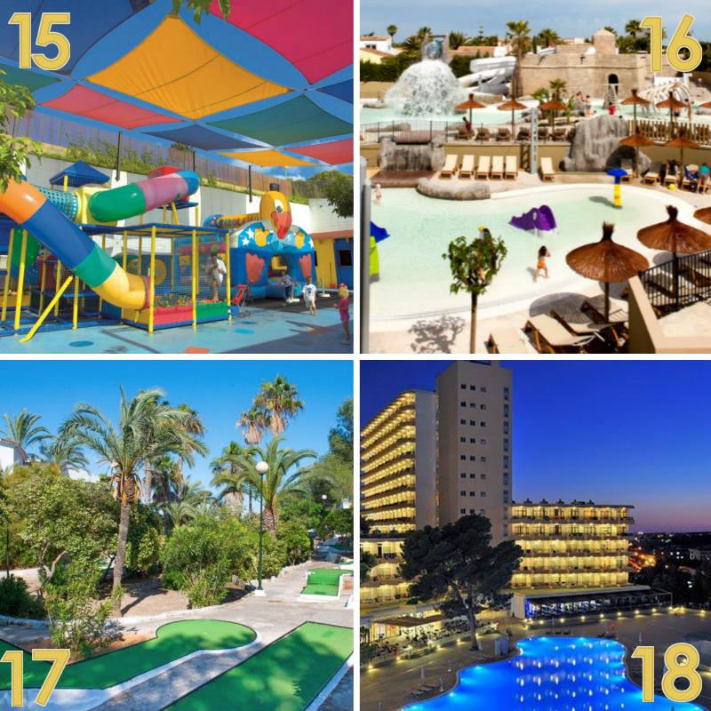 Mejores hoteles familiares en espa a para ir con ni os for Hoteles familiares con piscina