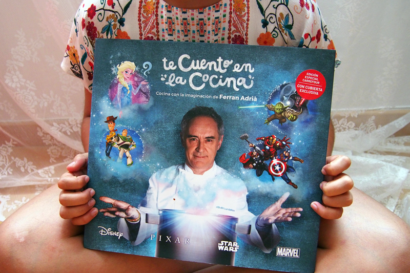 """""""Te cuento en la cocina"""" – Cocina saludable con Ferrán Adrià y Disney"""