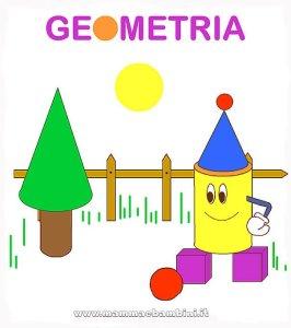 Geometria: i poligoni. in matematica