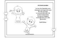 Attestato da colorare per i bambini  Mamma e Bambini
