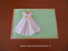 Realizzare un abito con l'origami