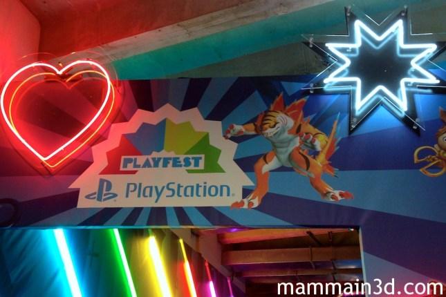 PlayFest 2013: ingresso