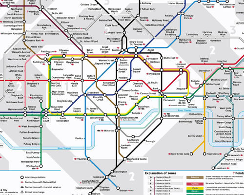 London-Tube-Map London West End Show With Kids: 9 Tips You Must Read