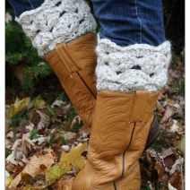 Boot Cuff Crochet Pattern