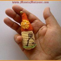 Crochet Fairy House Pattern