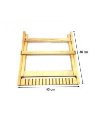 Plate drying rack ULF