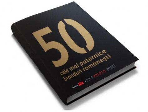 Coperta 50 Brand Ro