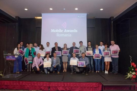 mobile awards