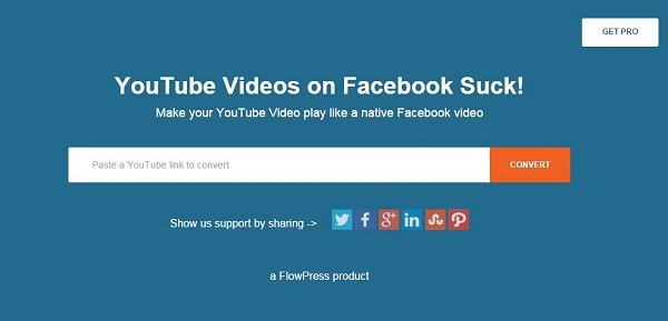 youtube to fb