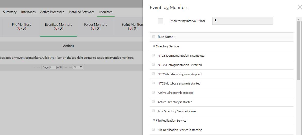 Event Log Monitoring Tool - A Tutorial