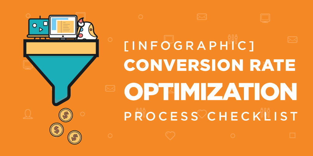 Conversion Rate Optimization Checklist for Creating Your CRO Process