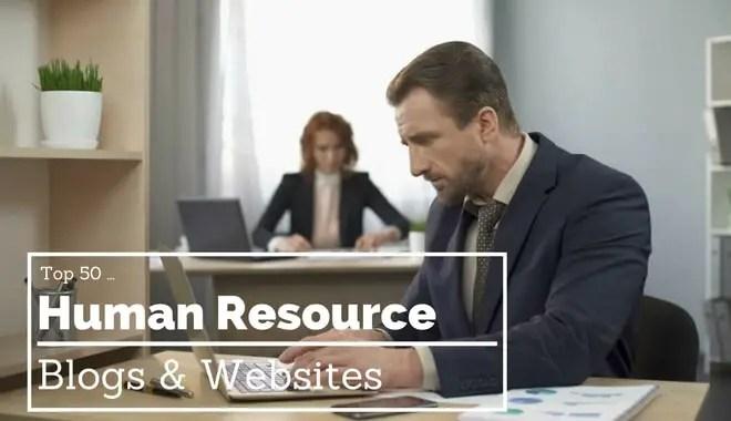 The Top 50 Human Resource Blogs  Websites