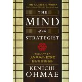 kenichi ohmae's mind of the strategist, art of japanese business