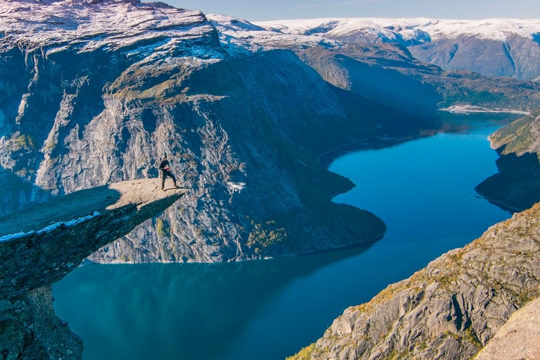 Phantom Car Wallpaper Norway Drone Adventure Trolltunga Kjerag Preikestolen