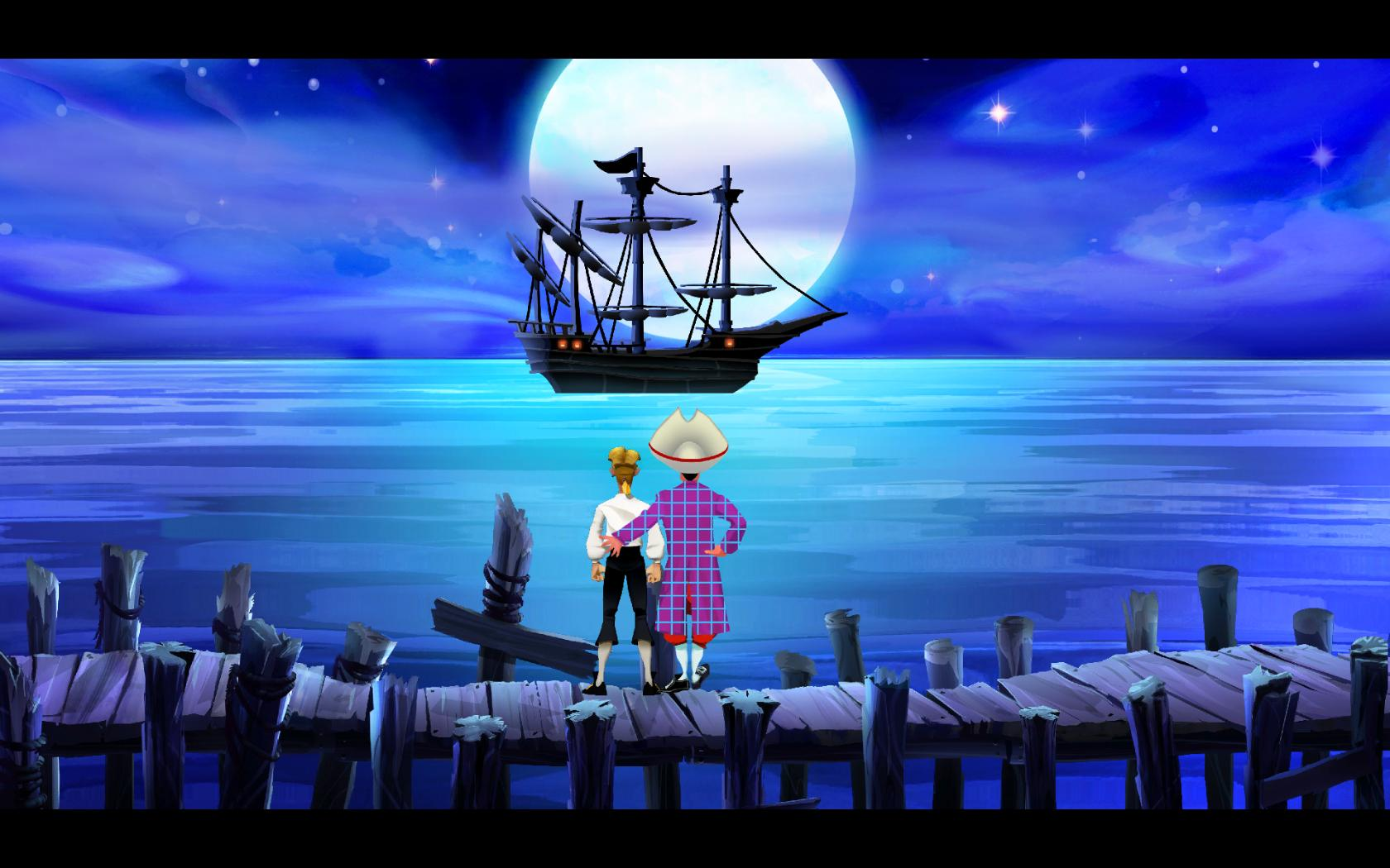 Mario Wallpaper Hd The Secret Of Monkey Island Review Puzzle Adventure Game