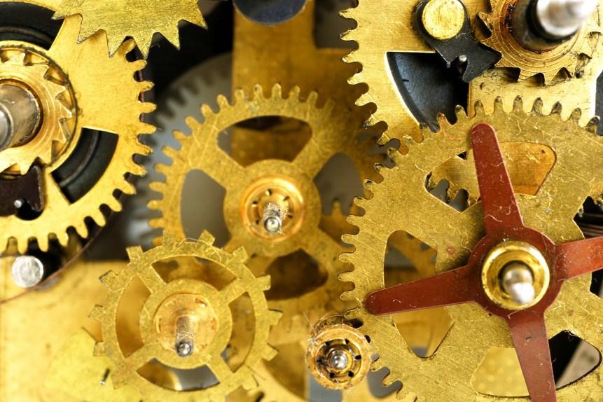 Old watch mechanism. © Günay Mutlu — iStock