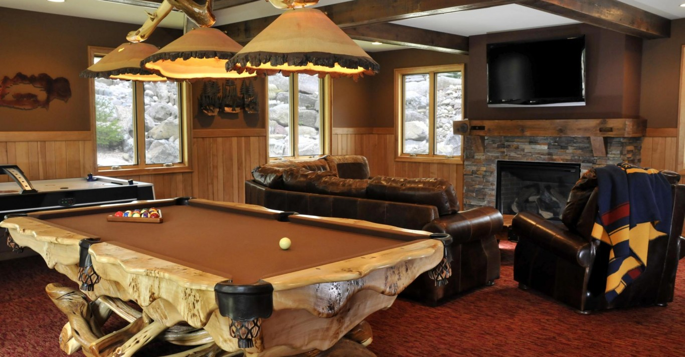 The Man Cave Room Any Basement Garage Shed Or Attic